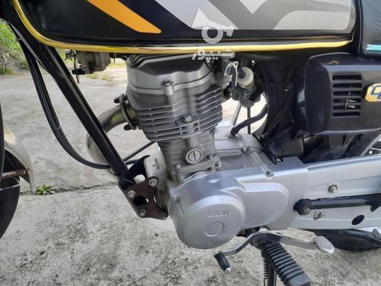 موتور سیکلت مدل 93 عروسک در گروه خرید و فروش وسایل نقلیه در گیلان در شیپور-عکس3
