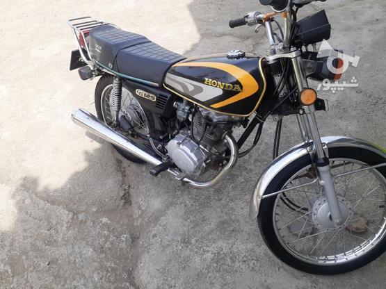 موتور سیکلت مدل 93 عروسک در گروه خرید و فروش وسایل نقلیه در گیلان در شیپور-عکس2