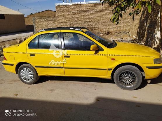 تاکسی سمند مدل 88دو گانه سوز   در گروه خرید و فروش وسایل نقلیه در همدان در شیپور-عکس3