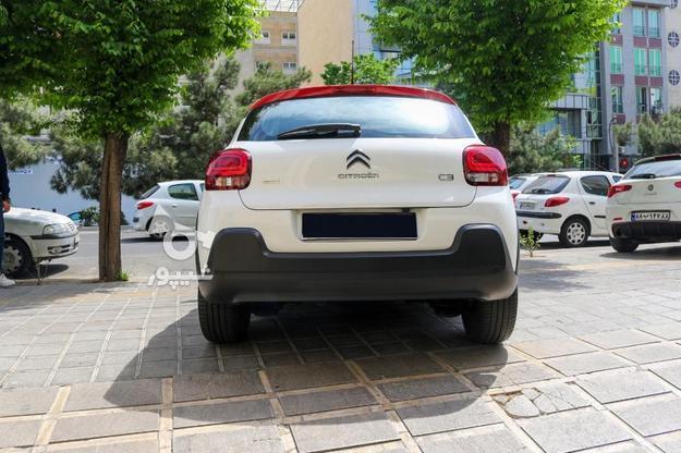 سیتروئن C3 1397 سفید در گروه خرید و فروش وسایل نقلیه در تهران در شیپور-عکس3