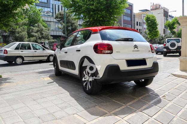 سیتروئن C3 1397 سفید در گروه خرید و فروش وسایل نقلیه در تهران در شیپور-عکس2