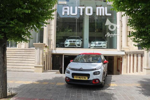 سیتروئن C3 1397 سفید در گروه خرید و فروش وسایل نقلیه در تهران در شیپور-عکس1