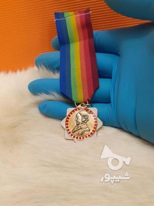 مدال کلکسیونی قدیمی در گروه خرید و فروش ورزش فرهنگ فراغت در قم در شیپور-عکس6