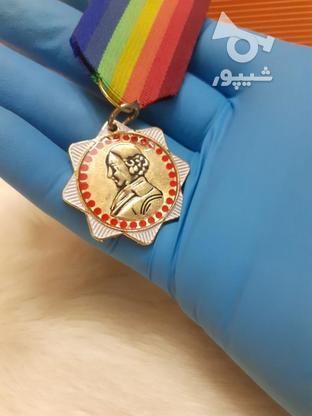 مدال کلکسیونی قدیمی در گروه خرید و فروش ورزش فرهنگ فراغت در قم در شیپور-عکس4