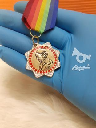 مدال کلکسیونی قدیمی در گروه خرید و فروش ورزش فرهنگ فراغت در قم در شیپور-عکس3