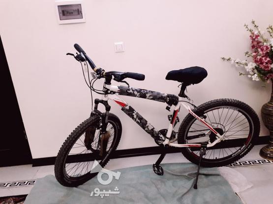 دوچرخه 21 دنده. همه دنده ها سالم در گروه خرید و فروش ورزش فرهنگ فراغت در تهران در شیپور-عکس1
