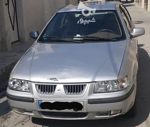 سمند83 Lxدوگانه در گروه خرید و فروش وسایل نقلیه در آذربایجان شرقی در شیپور-عکس1