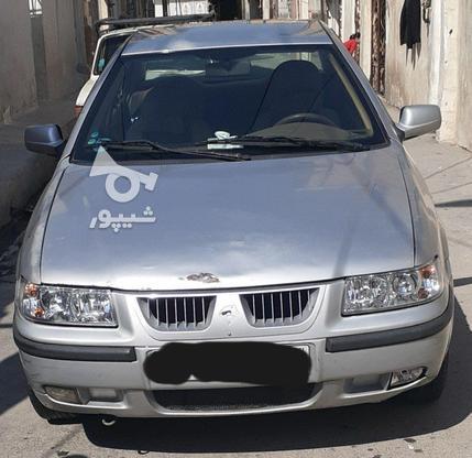 سمند83 Lxدوگانه در گروه خرید و فروش وسایل نقلیه در آذربایجان شرقی در شیپور-عکس3