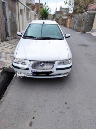 سمند LX EF7 مدل 96 در گروه خرید و فروش وسایل نقلیه در آذربایجان غربی در شیپور-عکس1