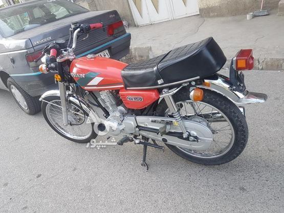 موتورسیکلت ساوین در گروه خرید و فروش وسایل نقلیه در کردستان در شیپور-عکس4