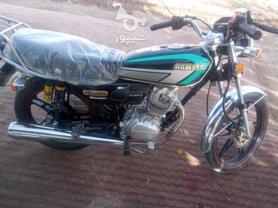 موتور200مدل98 در گروه خرید و فروش وسایل نقلیه در خراسان رضوی در شیپور-عکس4