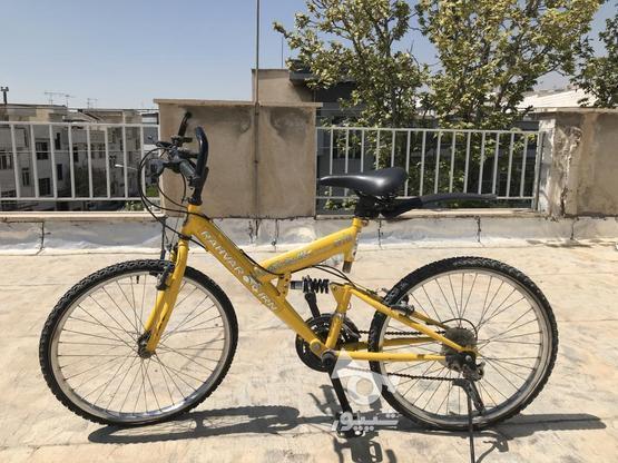 دوچرخه دنده ای در گروه خرید و فروش ورزش فرهنگ فراغت در تهران در شیپور-عکس1