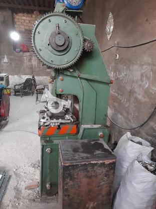 دستگاه پرس 40تن در گروه خرید و فروش صنعتی، اداری و تجاری در تهران در شیپور-عکس3