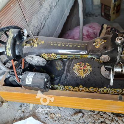 چرخ خیاطی برقی در گروه خرید و فروش لوازم خانگی در گلستان در شیپور-عکس2