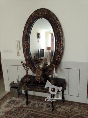 آیینه شمعدان نو در گروه خرید و فروش لوازم خانگی در لرستان در شیپور-عکس3