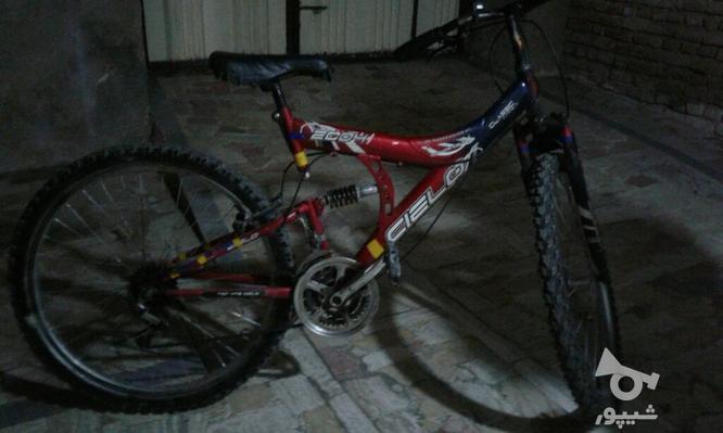دوچرخه سایز26درحدنوجهت فروش در گروه خرید و فروش ورزش فرهنگ فراغت در مازندران در شیپور-عکس1
