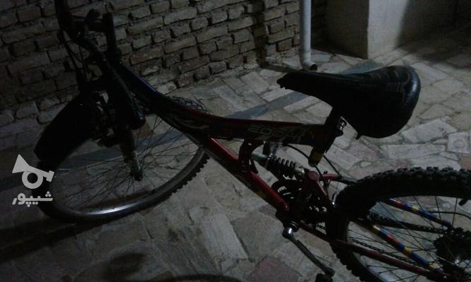 دوچرخه سایز26درحدنوجهت فروش در گروه خرید و فروش ورزش فرهنگ فراغت در مازندران در شیپور-عکس3