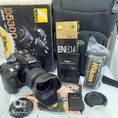 دوربین عکاسی حرفه ای فول اچ دی نیکون D5300 با در گروه خرید و فروش لوازم الکترونیکی در تهران در شیپور-عکس1