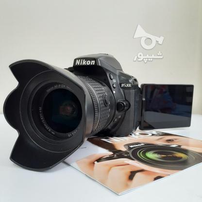 دوربین عکاسی حرفه ای فول اچ دی نیکون D5300 با در گروه خرید و فروش لوازم الکترونیکی در تهران در شیپور-عکس2