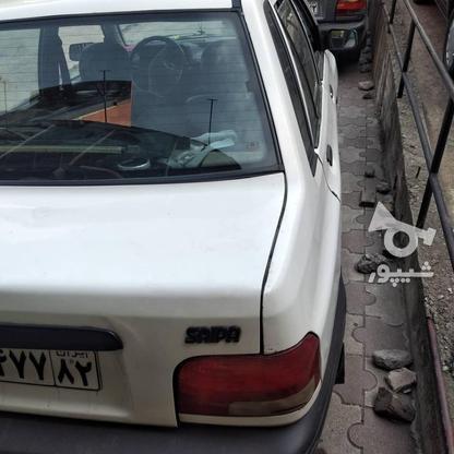 پراید مدل 88 آس  در گروه خرید و فروش وسایل نقلیه در مازندران در شیپور-عکس5