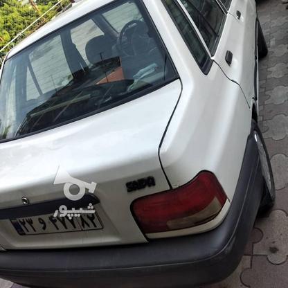 پراید مدل 88 آس  در گروه خرید و فروش وسایل نقلیه در مازندران در شیپور-عکس1