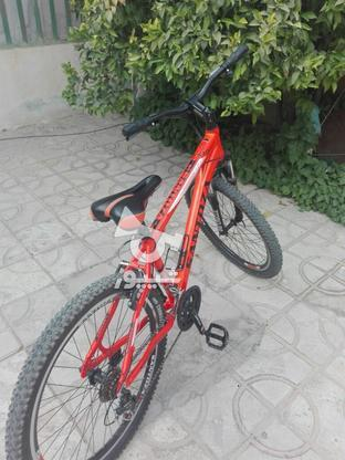 دوچرخه santoza 26..مهدی اباد..کتس بس در گروه خرید و فروش ورزش فرهنگ فراغت در فارس در شیپور-عکس2