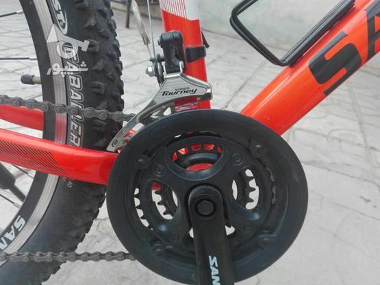 دوچرخه santoza 26..مهدی اباد..کتس بس در گروه خرید و فروش ورزش فرهنگ فراغت در فارس در شیپور-عکس5