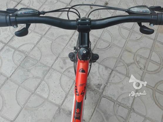 دوچرخه santoza 26..مهدی اباد..کتس بس در گروه خرید و فروش ورزش فرهنگ فراغت در فارس در شیپور-عکس4