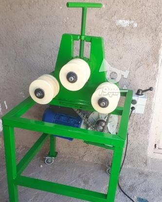 دستگاه خمکن (نورد) نرده استیل در گروه خرید و فروش صنعتی، اداری و تجاری در زنجان در شیپور-عکس1