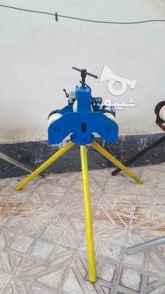دستگاه خمکن (نورد) نرده استیل در گروه خرید و فروش صنعتی، اداری و تجاری در زنجان در شیپور-عکس6