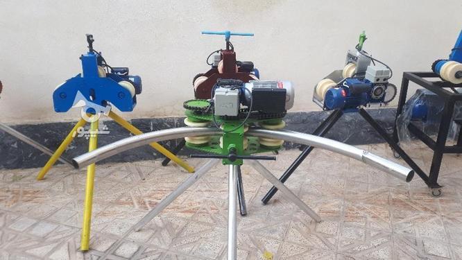 دستگاه خمکن (نورد) نرده استیل در گروه خرید و فروش صنعتی، اداری و تجاری در زنجان در شیپور-عکس8
