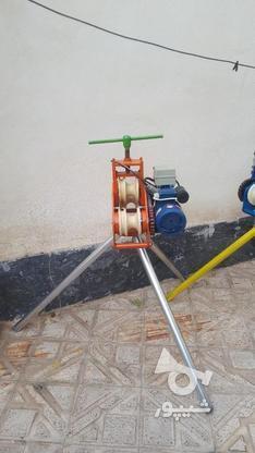 دستگاه خمکن (نورد) نرده استیل در گروه خرید و فروش صنعتی، اداری و تجاری در زنجان در شیپور-عکس7