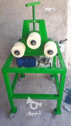 دستگاه خمکن (نورد) نرده استیل در گروه خرید و فروش صنعتی، اداری و تجاری در زنجان در شیپور-عکس4