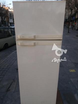 یخچال فریزر آزمایش دو درب در حد نو و تمیز در گروه خرید و فروش لوازم خانگی در تهران در شیپور-عکس3
