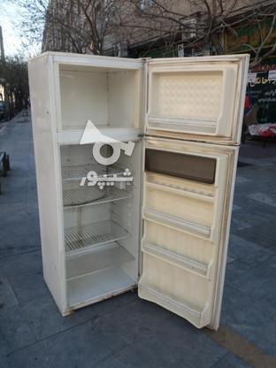یخچال فریزر آزمایش دو درب در حد نو و تمیز در گروه خرید و فروش لوازم خانگی در تهران در شیپور-عکس2