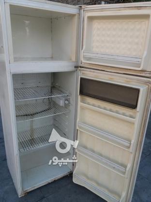 یخچال فریزر آزمایش دو درب در حد نو و تمیز در گروه خرید و فروش لوازم خانگی در تهران در شیپور-عکس7