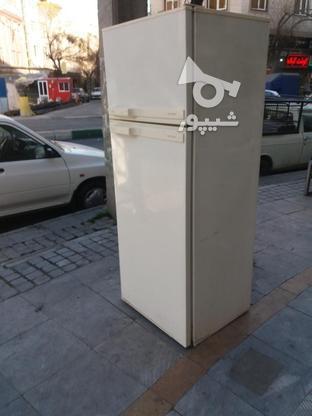 یخچال فریزر آزمایش دو درب در حد نو و تمیز در گروه خرید و فروش لوازم خانگی در تهران در شیپور-عکس1
