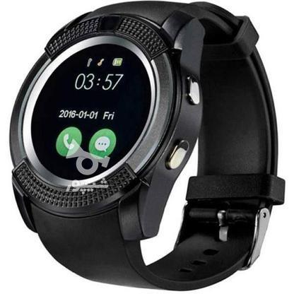 ساعت هوشمند صفحه گرد مدل MW03 در گروه خرید و فروش موبایل، تبلت و لوازم در تهران در شیپور-عکس1