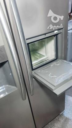 یخچال ساید بای ساید کرال در گروه خرید و فروش لوازم خانگی در تهران در شیپور-عکس1