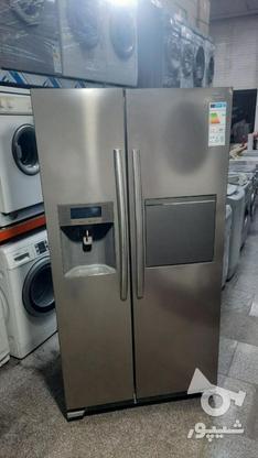 یخچال ساید بای ساید کرال در گروه خرید و فروش لوازم خانگی در تهران در شیپور-عکس4