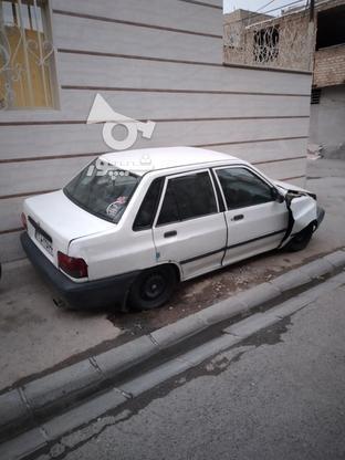پراید سفید 81 در گروه خرید و فروش وسایل نقلیه در تهران در شیپور-عکس3