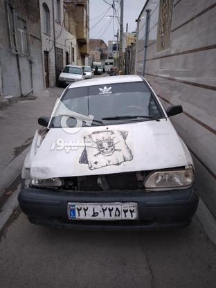 پراید سفید 81 در گروه خرید و فروش وسایل نقلیه در تهران در شیپور-عکس1