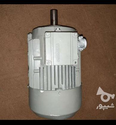 الکتروموتور سه فاز در حد نو در گروه خرید و فروش صنعتی، اداری و تجاری در آذربایجان غربی در شیپور-عکس1