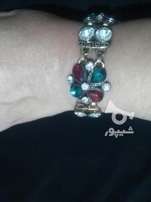 دستبند مجلسی زیبا در گروه خرید و فروش لوازم شخصی در لرستان در شیپور-عکس3
