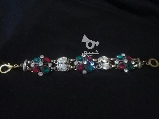 دستبند مجلسی زیبا در گروه خرید و فروش لوازم شخصی در لرستان در شیپور-عکس2