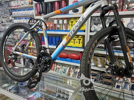 دوچرخه اینتنز مدل جدید در گروه خرید و فروش ورزش فرهنگ فراغت در آذربایجان غربی در شیپور-عکس2