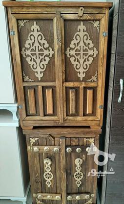 جاکفشی چوبی سنتی بعلت تغییرشغل در گروه خرید و فروش لوازم خانگی در گیلان در شیپور-عکس1