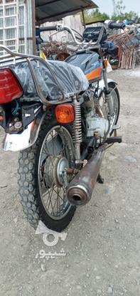 موتور هوندا سالم تمیز  در گروه خرید و فروش وسایل نقلیه در مازندران در شیپور-عکس2