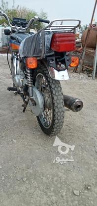 موتور هوندا سالم تمیز  در گروه خرید و فروش وسایل نقلیه در مازندران در شیپور-عکس1