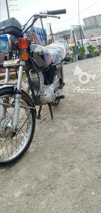موتور هوندا سالم تمیز  در گروه خرید و فروش وسایل نقلیه در مازندران در شیپور-عکس5